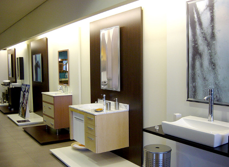 exposici n casa de ba os On exposicion de baños