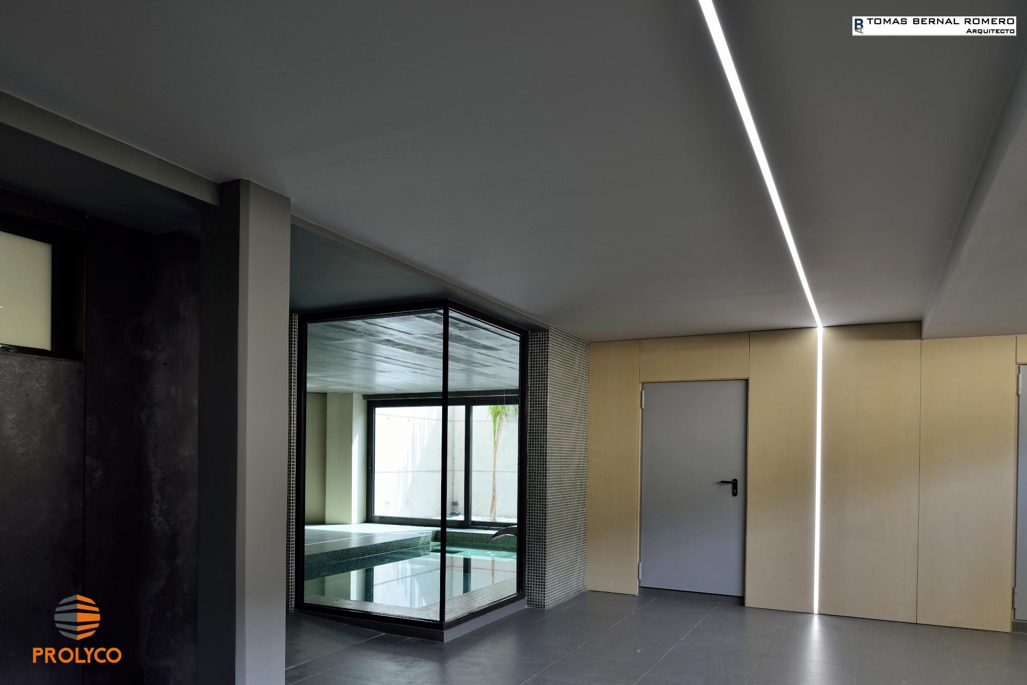 Construcci n de vivienda unifamiliar chalet 3 for Vivienda interior